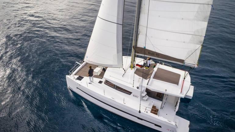 Bali 40 Catamaran