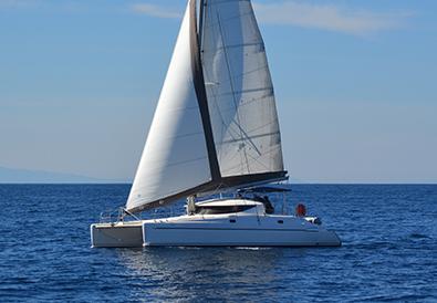 Athena 38 Catamaran