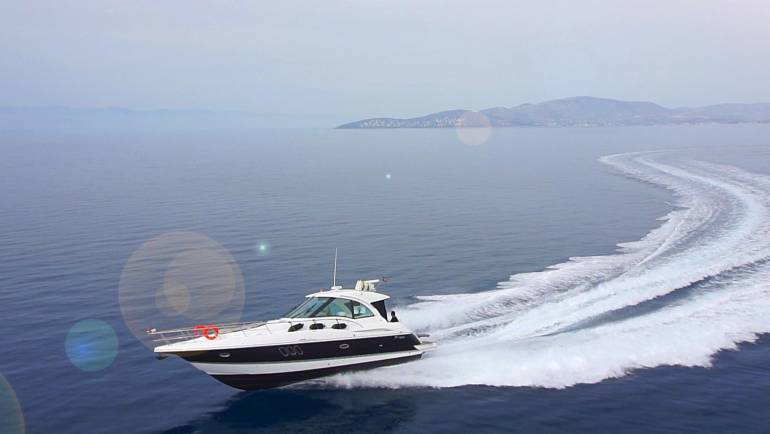 Boat Cruisers Yachts 430c Sport Coupe